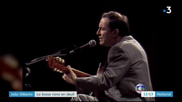 Joao Gilberto, la voix de la bossa nova, s'est éteint
