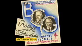 Le BCG fête ses 100 ans (FRANCEINFO)