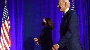 Joe Biden, le 6 novembre 2020, à Washington. (ANGELA WEISS / AFP)