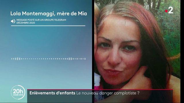 Enlèvement de Mia : les réseaux complotistes, le nouveau danger