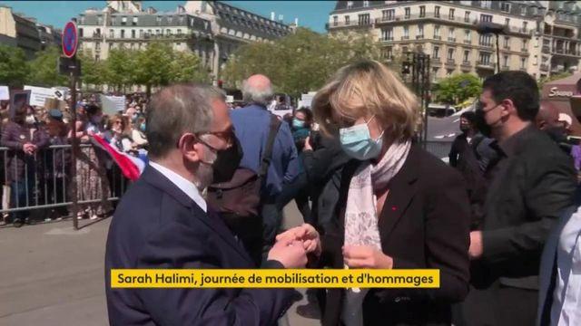 Meurtre de Sarah Halimi : des dizaines de milliers de personnes rassemblées contre la décision de la Cour de cassation