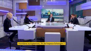 Les informés du matin du mardi 16 février 2021. (FRANCEINFO / RADIO FRANCE)