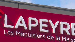 Vente de Lapeyre : les salariés de l'entreprise se mobilisent (France 2)