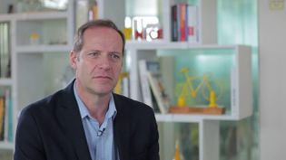 Christian Prudhomme, directeur du Tour de France.