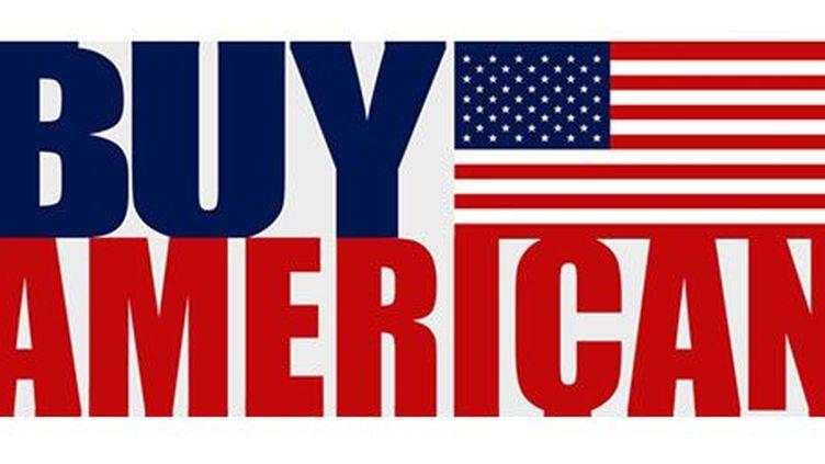 Aux Etats-Unis, publicité pour «acheter américain». (DR)
