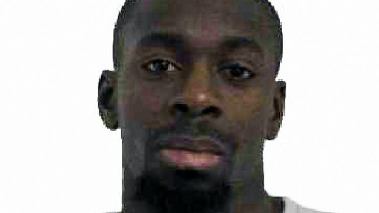 Portrait d'Amedy Coulibaly diffusé par la police,le 9 janvier 2015. (FRENCH POLICE  / AFP)