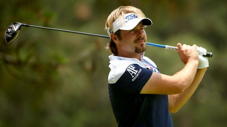 Victor Dubuisson à l'US Open (STREETER LECKA / GETTY IMAGES NORTH AMERICA)
