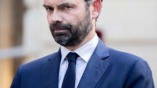 Edouard Philippe, Premier ministre, à l'hotel de Matignon, le 15 mai 2017. (MAXPPP)