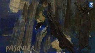 Exposition de Noël Pasquier, peintre de matières, de rythmes et d'émotions  (Culturebox)
