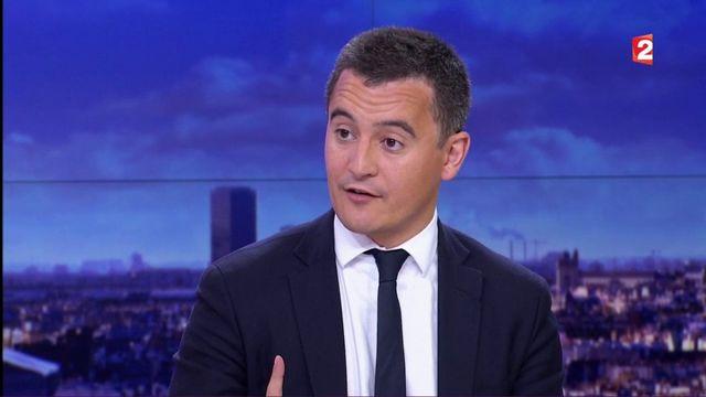 """""""Pas d'augmentation du point d'indice des agents de la fonction publique"""" assure Gérald Darmanin"""