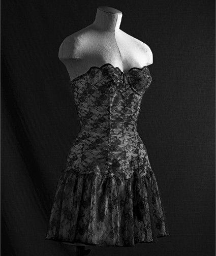 Lingerie couture par Chantelle, 1950  (David François)