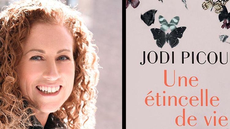 Une étincelle de vie, le nouveau roman de l'auteure américaine Jodi Picoult traitre le sujet épineux de l'avortement aux Etats-Unis. (Actes Sud)