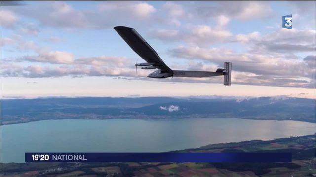 En trois jours, Solar Impulse 2 a traversé l'Atlantique