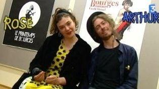 Moriarty, retour gagnant au Printemps de Bourges  (Culturebox)