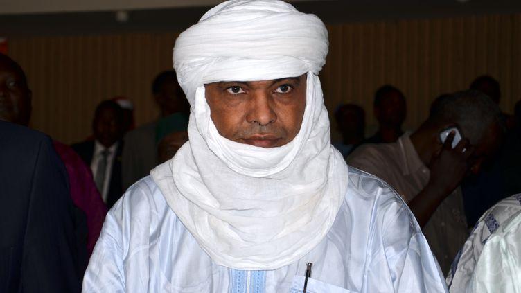 Mohamed Akotey, le 26 mai 2014, à Niamey (Niger). (BOUREIMA HAMA / AFP)