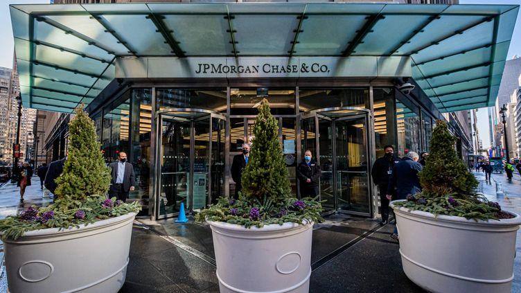 JPMorgan va financer le projet de Super Ligue (ERIK MCGREGOR/SIPA USA/SIPA / SIPA USA)