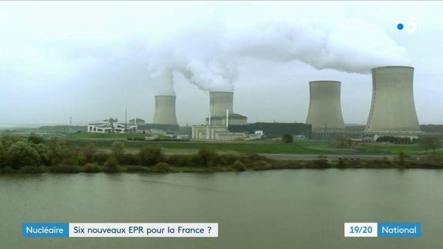 Nucléaire : six nouveaux EPR pour la France ?