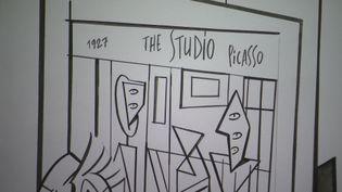 L'exposition qui décrypte les liens de Picasso avec la bande dessinée (FRANCE 3)
