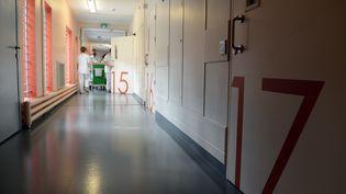 L'unité hospitalière spécialement aménagée (UHSA) de Lyon, le 16 mai 2012. (PHILIPPE DESMAZES / AFP)