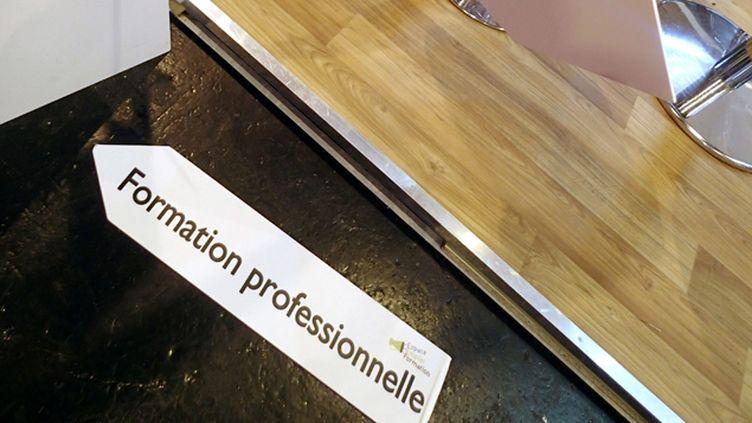 (LE compte personnel de formation remplace désormais le DIF. © Maxppp)