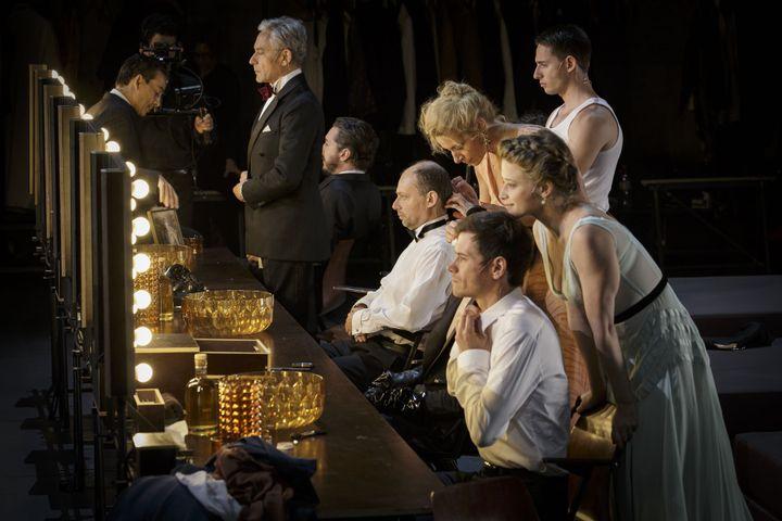 La famille Essenbeck  (Christophe Raynaud de Lage/Festival d'Avignon)