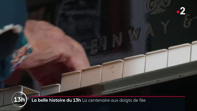 Musique : à 106 ans, la pianiste Colette Maze sort un nouvel album