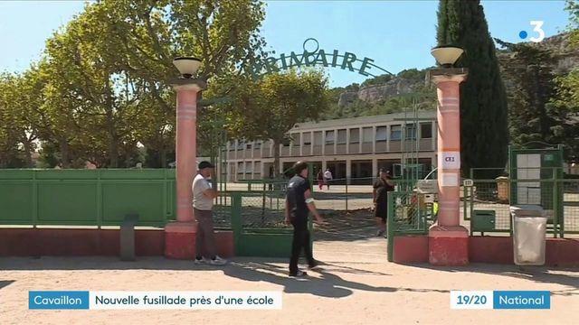Violences entre trafiquants : nouvelle fusillade près d'une école à Cavaillon
