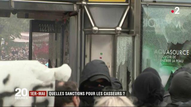 1er-Mai : quelles sanctions pour les casseurs ?