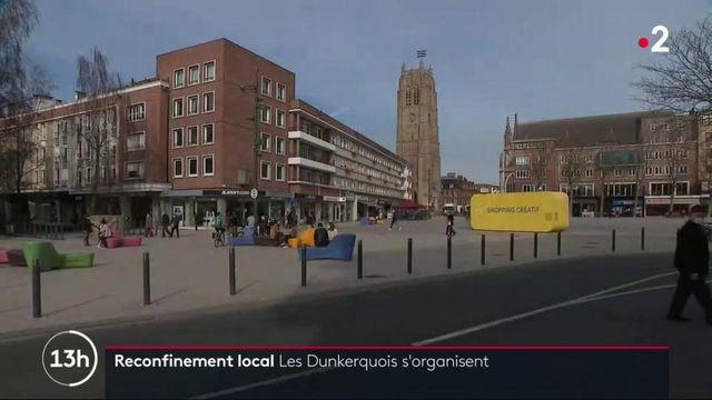 Covid-19 : les habitants de Dunkerque s'organisent à la veille du confinement local