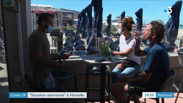 """Coronavirus : """"situation alarmante"""" à Marseille, le préfet envisage des mesures de restriction"""