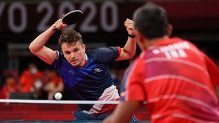 Le pongiste français Mateo Boheas va disputer sa première finale paralympique, le 29 août 2021. (G Picout)