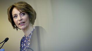 La ministre de la Santé,Marisol Touraine, au ministère des Affaires sociales, le 4 juin 2015 à Paris. (  MAXPPP)