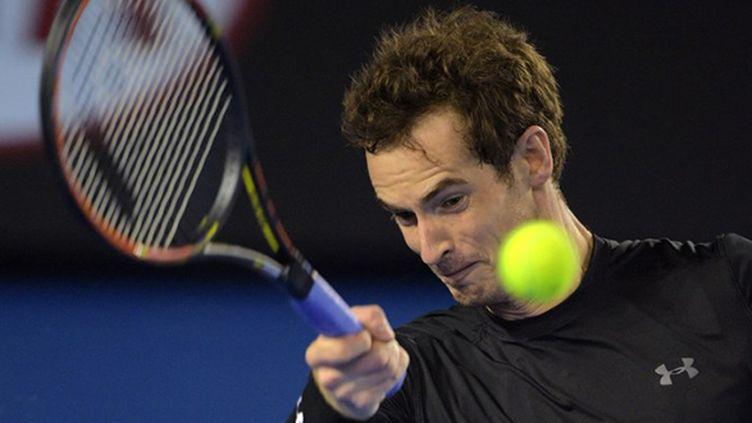 L'Ecossais Andy Murray