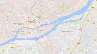 L'adolescentaété retrouvé par une patrouille à Saint-Sébastien-sur-Loire. (GOOGLE MAPS)