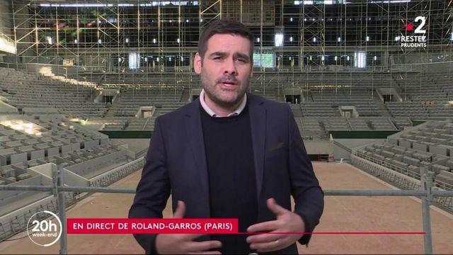 Tennis : Roland-Garros a son nouveau toit