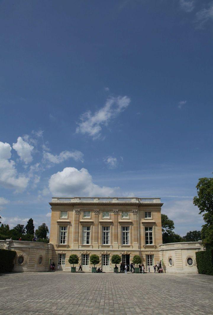 Le petit Trianon, le refuge de Marie-Antoinette  (PHOTOPQR/LE PARISIEN)