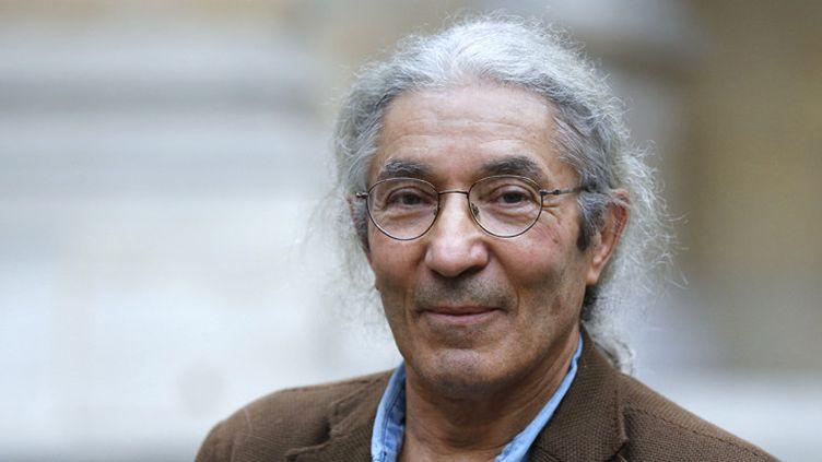 Boualem Sansal le 29 octobre 2015 à Paris  (François Guillot / AFP)