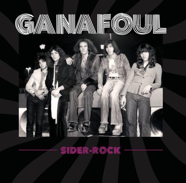 "Ganafoul ""Sider-Rock"" (Simplex Records)"