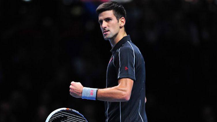 L'ancien N.1 mondial, Novak Djokovic