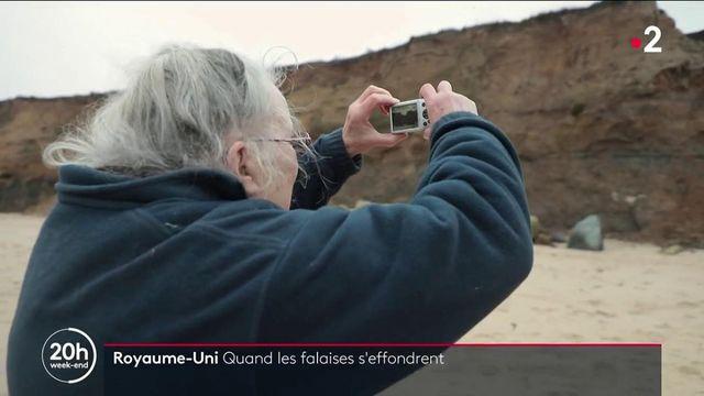 Royaume-Uni : pourquoi les falaises s'effondrent-elles ?
