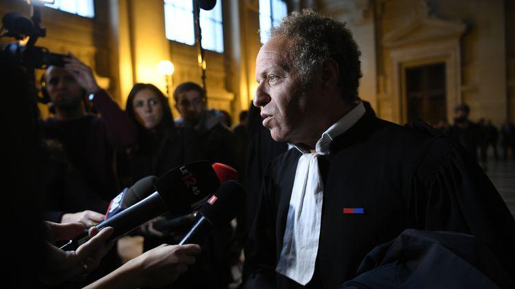 Méhana Mouhou, le 2 novembre 2017. (LIONEL BONAVENTURE / AFP)