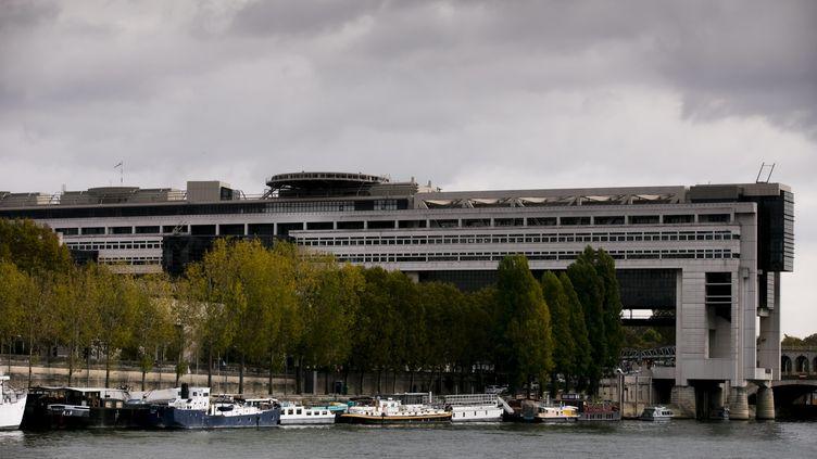 Le ministère de l'Économie à Paris. (VINCENT ISORE / MAXPPP)