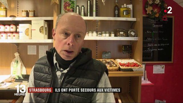 Attaque à Strasbourg : ils ont porté secours aux victimes