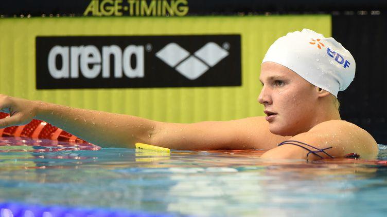 Pas de finale pour Marie Wattel  (STEPHANE KEMPINAIRE / STEPHANE KEMPINAIRE)