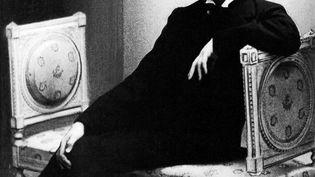 Portrait de l'écrivain Marcel Proust, vers 1900. (LEEMAGE / AFP)