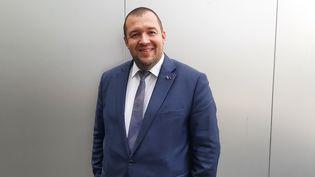 Guillaume Gomez, ancien chef à l'Elysée. (SEBASTIEN BAER / RADIO FRANCE)