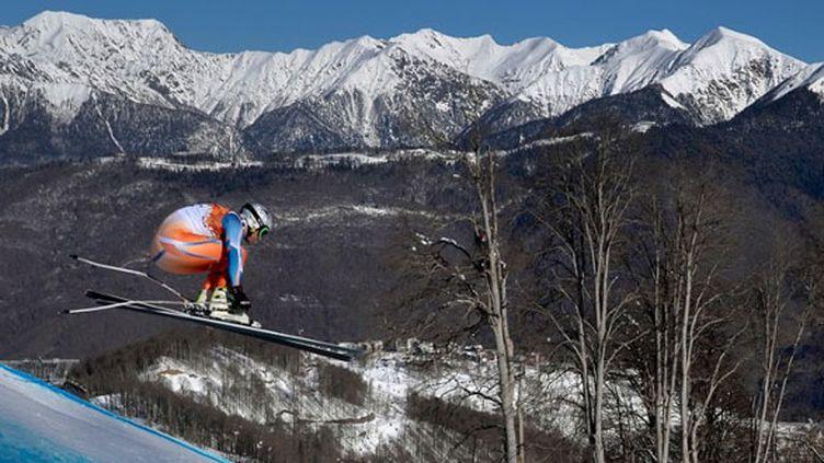 Le skieur norvégien Aksel Lund Svindal