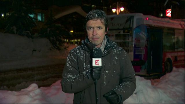 Météo : la Savoie paralysée par la neige