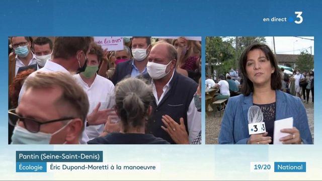 Écologie : Eric Dupond-Moretti à la manœuvre