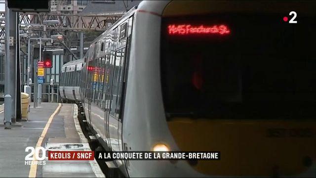 SNCF : sa filiale Keolis remporte le plus gros contrat de son histoire au pays de Galle